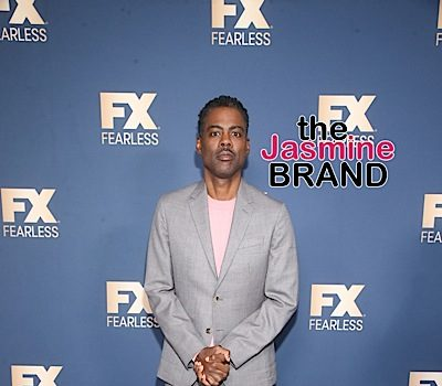 Chris Rock Says He's 'Fired People' On Set 'Because They Couldn't Listen To A Woman'