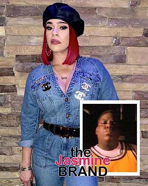 Faith Evans Says She Was Misled By Lifetime Regarding Doc On Her Relationship With Notorious B.I. G.: I'm Upset I'm Attached To It!