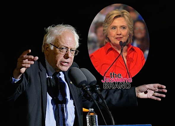 Hillary Clinton Says Nobody Likes Or Wants To Work With Bernie Sanders, Social Media Reacts