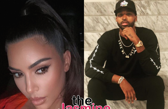 Kim Kardashian Slams Reports She Booed Tristan Thompson During NBA Game: I Would Never!