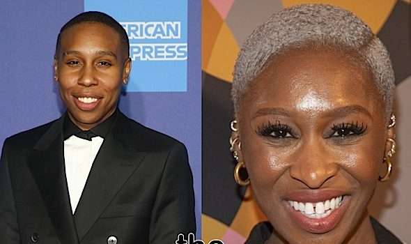 "Lena Waithe Allegedly Dating & Living With ""Harriet"" Actress Cynthia Erivo, Amidst Lena's Split From Wife [Photos]"