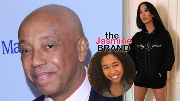 Russell Simmons' Daughter Calls Out 1 Of His Sexual Assault Accusers, Denies Kimora Lee Simmons Was Underage When She Started Dating Russell