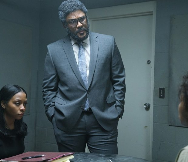 "Tyler Perry's ""A Fall From Grace"" Was Filmed In 5 Days [WATCH]"