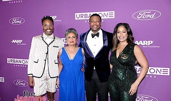 Cathy Hughes & Chris Tucker Co-Host Annual Urban One Honors: Jamie Foxx, Missy Elliott, Lil Kim, Chance The Rapper, Wale Attend