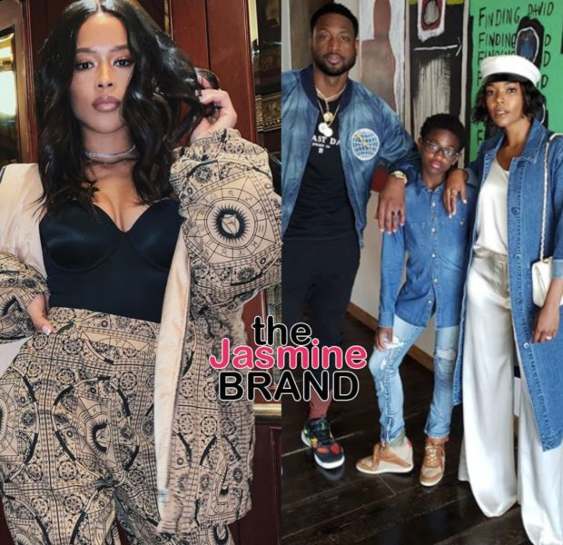 """'Empire' Star Serayah On Dwyane Wade's 12-Year-Old Identifying As Female: Let's Not Jump To A Life-Changing Decision That Can Never Be Undone"""""""