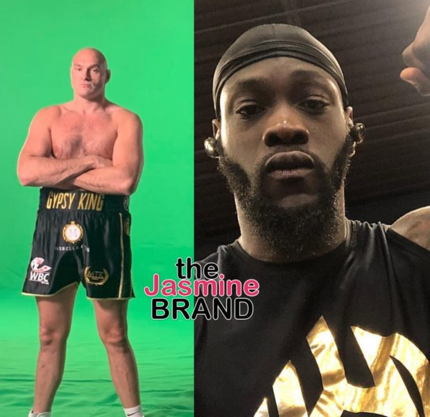 Deontay Wilder Wants Rematch W/ Tyson Fury, Says Costume Was Too Heavy & Effected His Legs + Upset W/ Trainer For Stopping Fight: I Had 5 Rounds Left