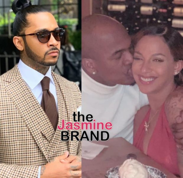 Ne-Yo's Estranged Wife Crystal Smith Spotted With Black Ink Crew's Ryan Henry [VIDEO]