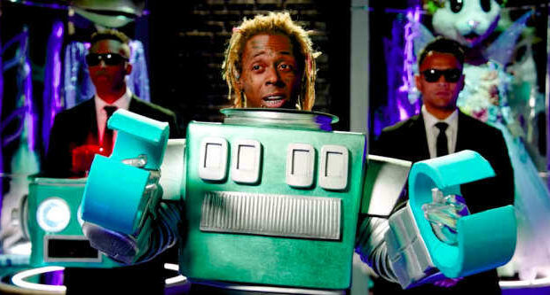 Lil Wayne Revealed as Robot on Fox's 'The Masked Singer' [WATCH]