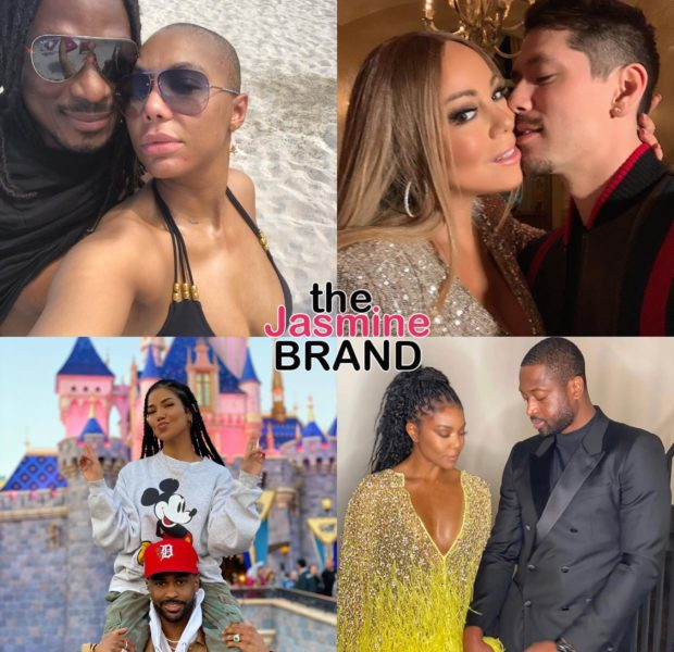 Valentine's Day Photos: Lil Wayne & Rumored Fiancee, Karrueche & Victor Cruz, Gabrielle Union & Dwyane Wade, Ayesha & Steph Curry