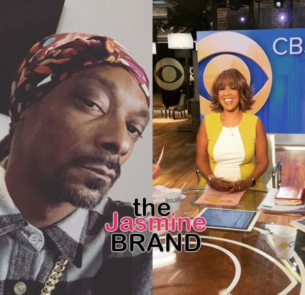 Snoop Dogg Says He Does NOT Want To Harm Gayle King: I'm A Non Violent Person