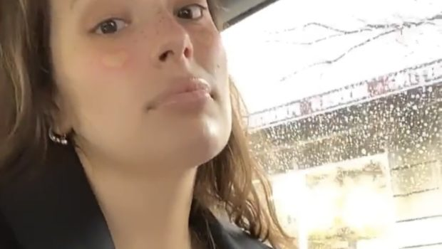 Ashley Graham Shares A Clip Of Her Breast Pumping In An Uber [VIDEO]