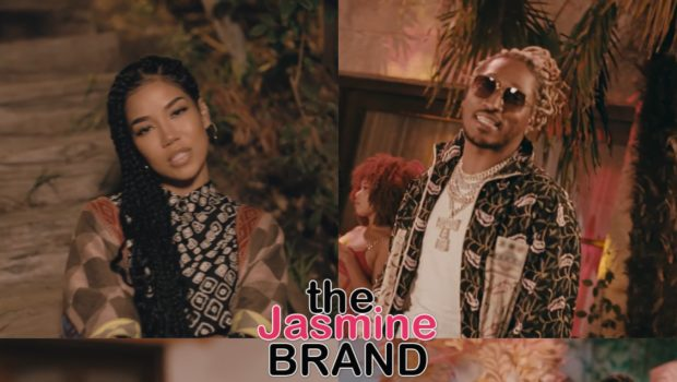 """Jhené Aiko Releases """"Happiness Over Everything (H.O.E.)"""" Video Ft. Miguel & Future"""