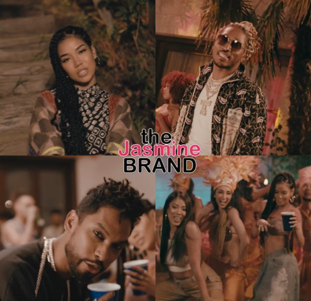 "Jhené Aiko Releases ""Happiness Over Everything (H.O.E.)"" Video Ft. Miguel & Future"