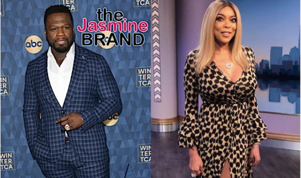 50 Cent & Wendy Williams Appear to End Their Feud: 50, I Love You!