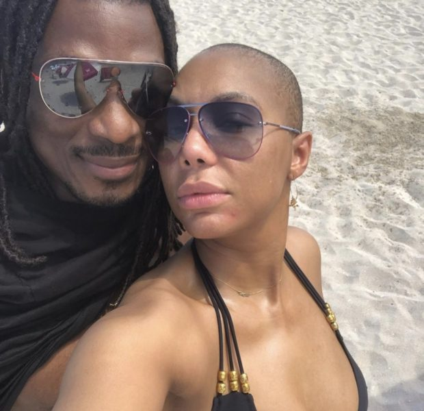 Tamar Braxton's Boyfriend David Adefeso Hints: We'll Have Some Coronavirus Babies After 9 Months! + She Responds: I Don't Want To Be Nobody's Baby Mama