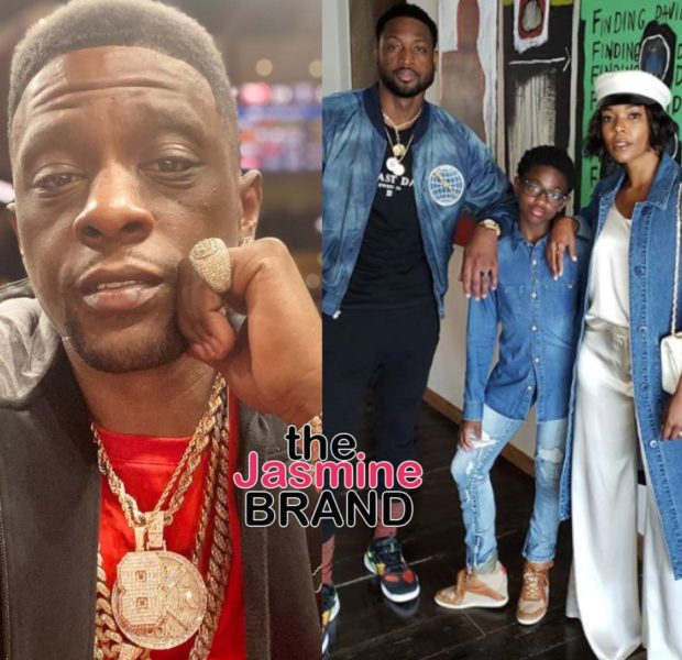 Lil' Boosie Reacts To Dwyane Wade's Transgender Daughter: You Going Too Far, Dawg