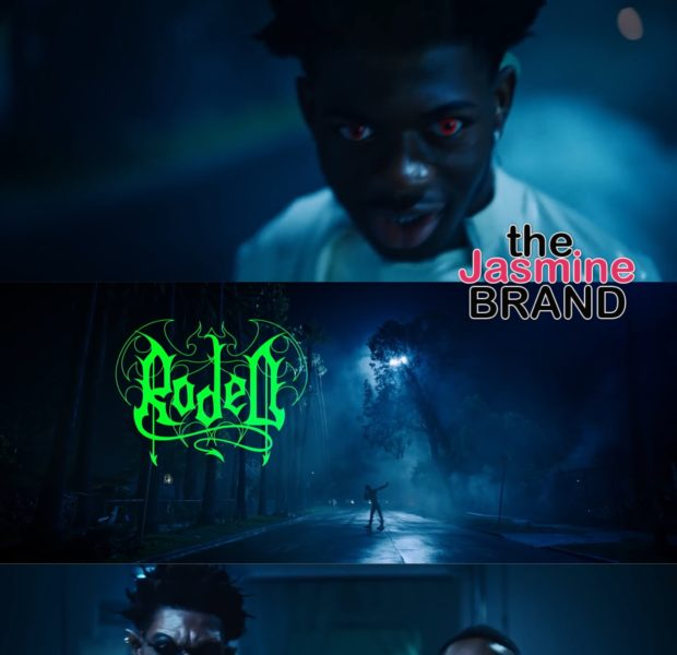 Lil Nas X Channels 'The Matrix' and 'Blade' In Sci-Fi Music Video For 'Rodeo' Remix Feat. Nas