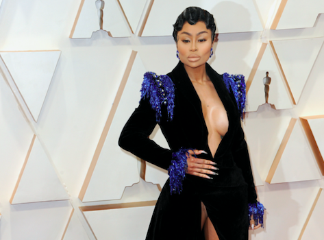 Blac Chyna's Rep Alludes To Her Being A Victim Of Racism, After Some Question Why She Attended Oscars