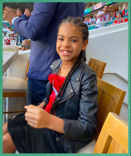 "Blue Ivy Carter Says ""I Have This Little DIY Experiment"" As She Demonstrates How Hand Washing Helps Fight Coronavirus [VIDEO]"