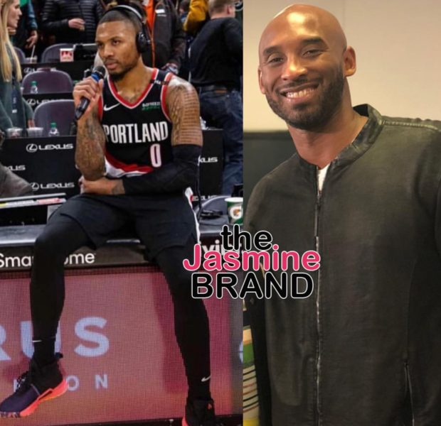 Blazers' Damian Lillard Makes NBA History In Lakers Tribute To Kobe Bryant: Everyone Needed To Have The Mamba Mentality