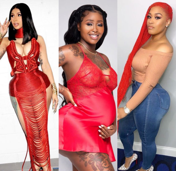 "Rah Ali Calls Cardi B's BFF Star Brim, ""A Bum B*tch,"" Cardi Responds: ""This Internet Sh*t Is Ridiculous!"""