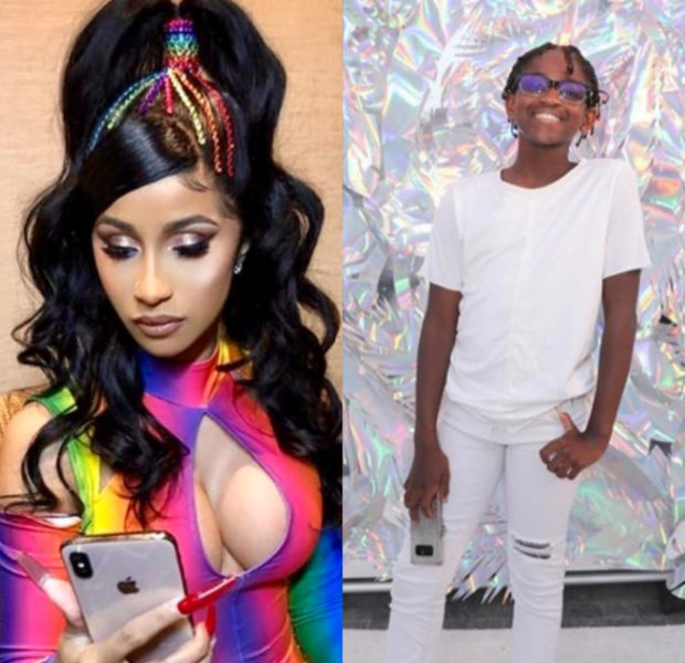 "Cardi B Supports Dwyane Wade's Daughter's Transition: ""Let People Find Their Happiness!"""