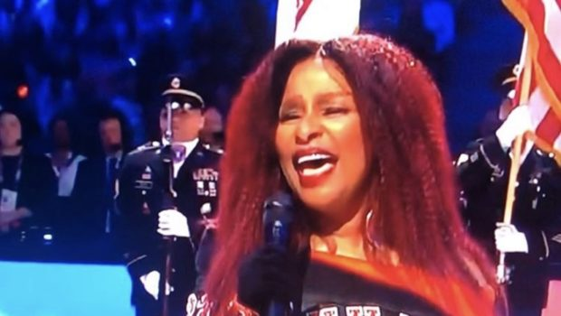 Chaka Khan Criticized For Her All-Star National Anthem Performance