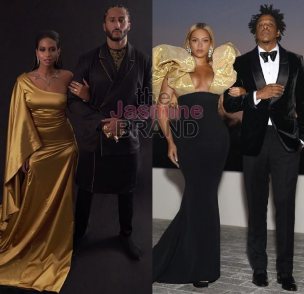 Colin Kaepernick & Girlfriend Nessa Diab Seemingly Call Out Beyonce & Jay Z For Sitting During National Anthem: I Thought We Were Past Kneeling