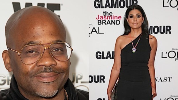 Dame Dash Sues Ex-Wife Rachel Roy, Claims She Withheld Thousands Of Dollars In Royalties From Her Clothing Line