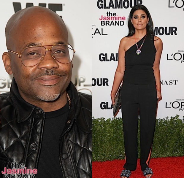 Damon Dash Seemingly Threatens Rachel Roy's Lawyer During Hearing Over Late Child Support Payments
