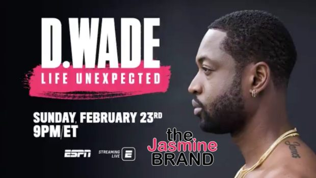 "Dwyane Wade's ""D. Wade: Life Unexpected"" Documentary [Trailer]"