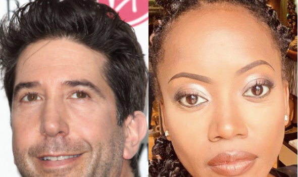 "David Schwimmer Tells 'Living Single' Actress Erika Alexander ""I Meant No Disrespect"" After Saying 'Friends' Should Have An African-American Spinoff"
