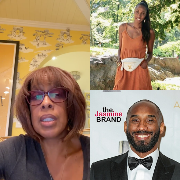Gayle King Calls Out CBS After Backlash For Asking Lisa Leslie About Kobe Bryant Allegation: I Am Too Mourning His Loss, Like Everybody Else
