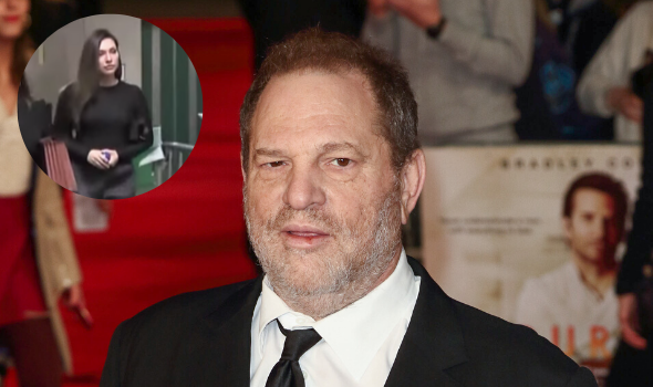 Harvey Weinstein Accuser, Actress Jessica Mann, Alleges Movie Exec 'Does Not Have Any Testicles & Appears To Have A Vagina' Adds 'He Smells Like S***'