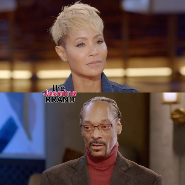 Jada Pinkett Smith Faces Major Backlash For Snoop Dogg Interview [VIDEO]