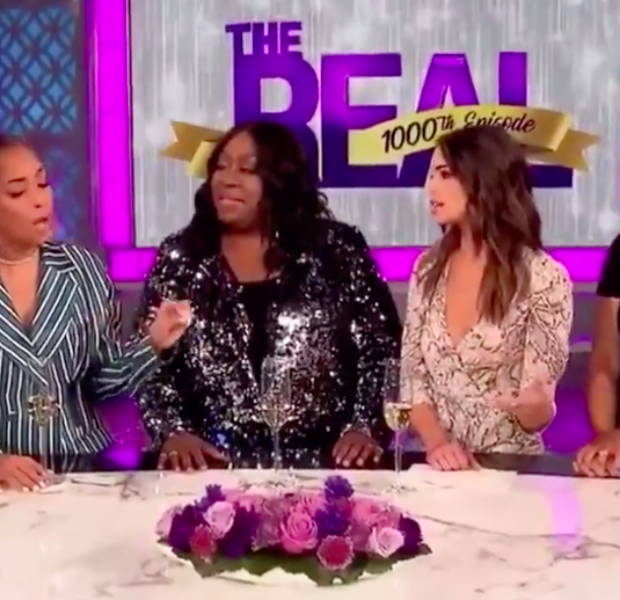 "Amanda Seales Says ""She Tried It"" After Journalist Asks About Her Butting Heads With Jeannie Mai [VIDEO]"