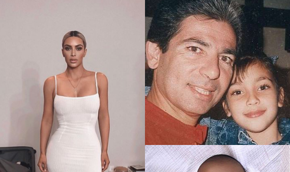 Kim Kardashian Says She & Her Family Are Convinced Son Psalm West Is A Reincarnation Of Her Late Father