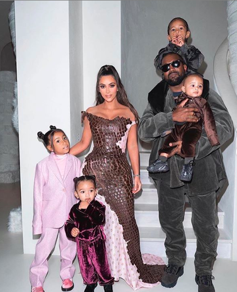 Kim Kardashian Says She & Kanye West Saw A 'Surrogate Therapist' Before Welcoming Daughter Chicago