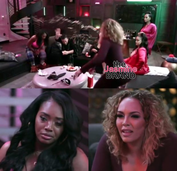 """Love & Hip-Hop's"" Yandy And Kimbella Nearly Come To Blows On Latest Episode [WATCH]"