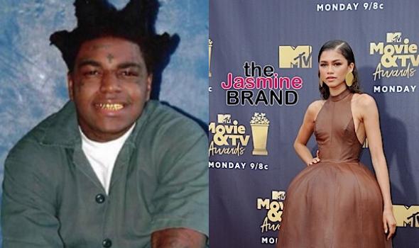 Kodak Black Wishes His Crush Zendaya A Happy Birthday From Jail