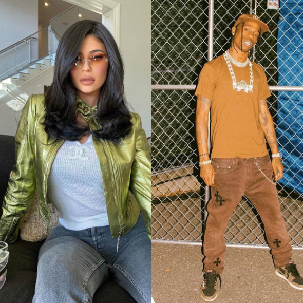 Kylie Jenner Shares Old Photos Of Her & Her Ex Travis Scott: It's A Mood