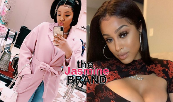 "EXCLUSIVE: Rapper LightSkinKeisha & Bow Wow's Ex Kiyomi Leslie Cast In ""Love & Hip-Hop: Atlanta"""