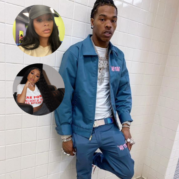 Lil Baby Denies Being W/ Alexis Skyy: I Don't Even Know Her + Shows Love To His Baby Mama Jayda 'It Ain't No Way We Cannot Be Together'