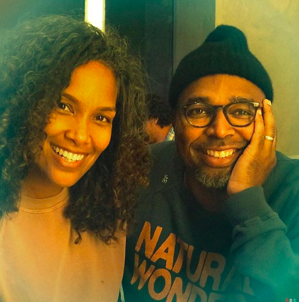 Mara Brock-Akil Wishes Husband Salim Akil A Happy 21st Wedding Anniversary: We're Holding On Tight