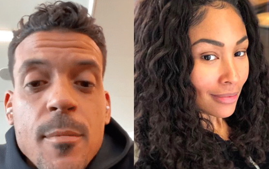 Matt Barnes & His Ex Anansa Sims Reunite Their Kids After Explosive Drama, She Says: I'm Team 'Them' For Life