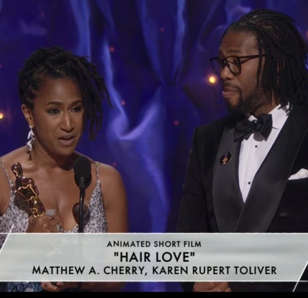 "Matthew A. Cherry's ""Hair Love"" Wins Oscar After Predicting It In A 2012 Tweet"
