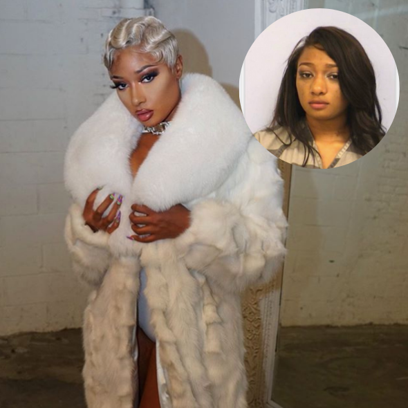 Megan Thee Stallion Explains Circulating Mugshot, Details Fight With Cheating Ex
