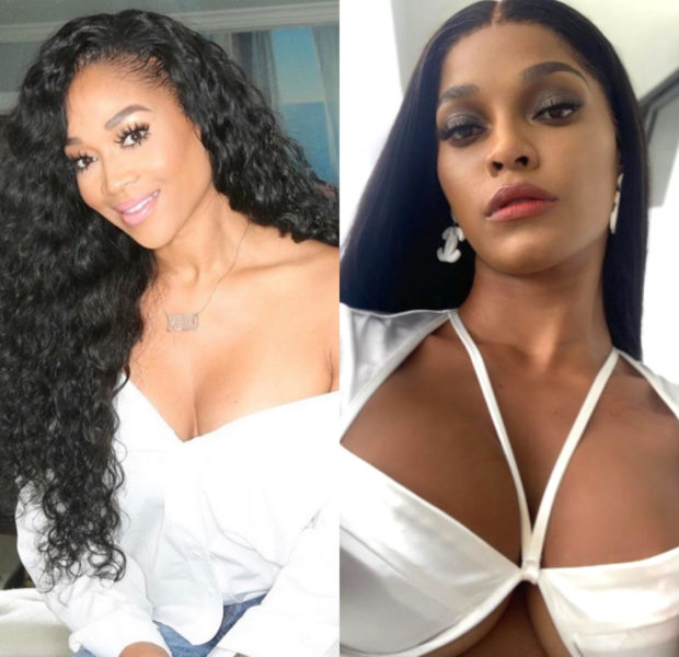 Joseline Hernandez Seemingly Calls Mimi Faust A Thrifty Hoe That Does Clown Sh*t, After Mimi Recreates Epic Love & Hip Hop Scene