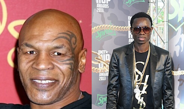 Michael Blackson Trolls Mike Tyson About His Daughter, Mike Allegedly Responds: Get The F*ck Out My DM!