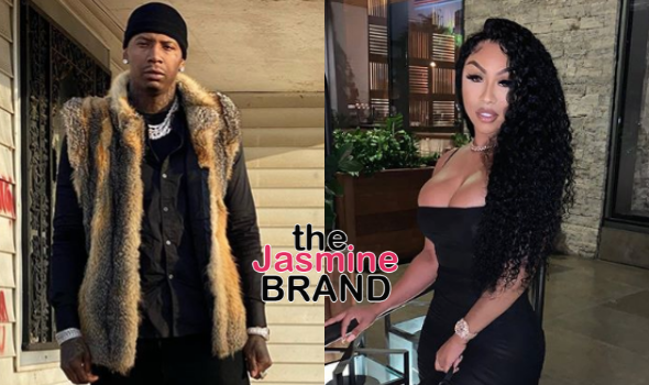 MoneyBagg Yo's Girlfriend Ari Fletcher Doesn't Know If She's Pregnant, Says She Has No Plans To Get Married
